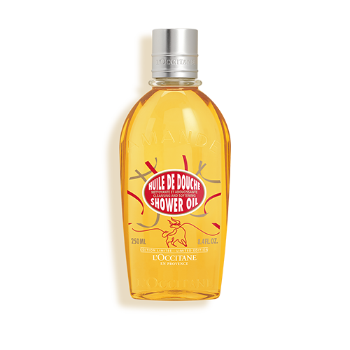 Almond Shower Oil (Limited Edition)