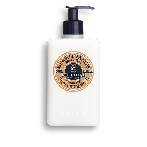 SHEA ULTRA RICH WASH HAND & BODY