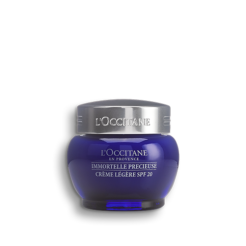 Light Cream SPF 20 Precious Immortelle
