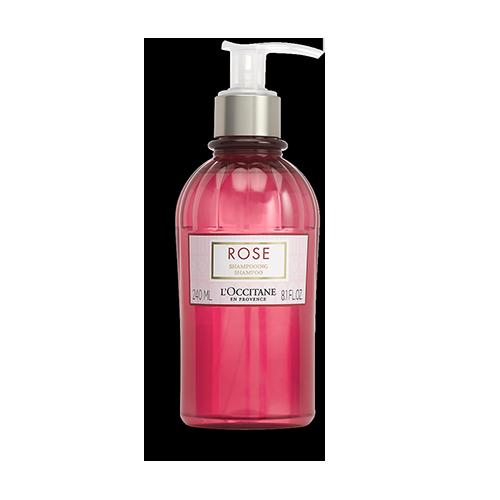 玫瑰柔順洗髮水