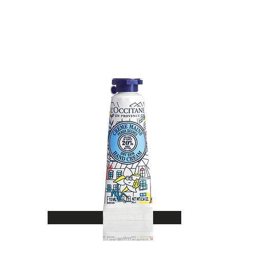 購物獎賞 - 乳木果潤手霜(OMY彩繪限定版)10 ml