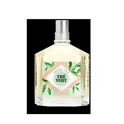 濃萃綠茶淡香水