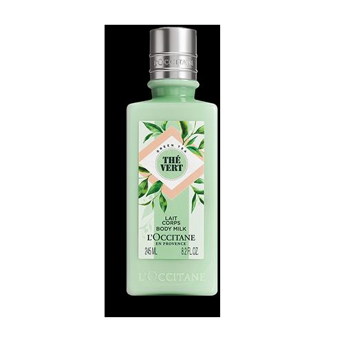 濃萃綠茶身體乳