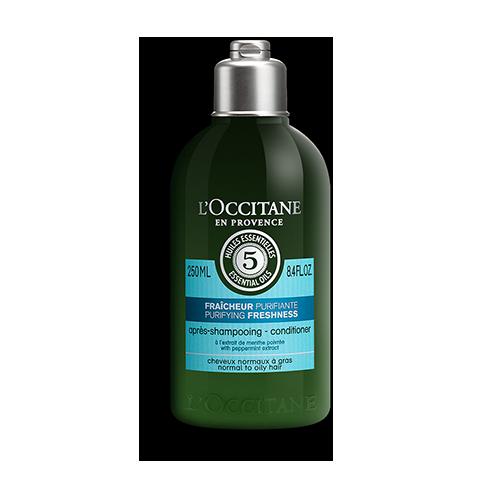 草本淨涼潤髮乳