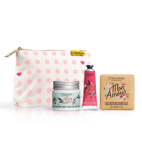 L'OCCITANE X Rifle Paper Co.Sweet Love Set