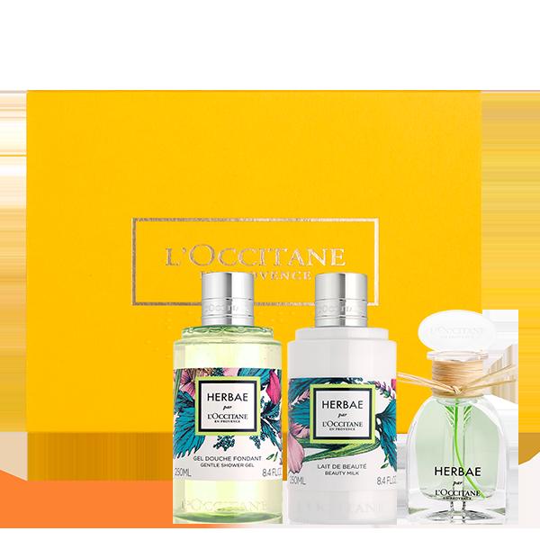Herbae Par L'Occitane Fragrance Set