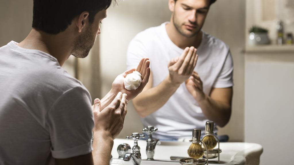 shaving tips men