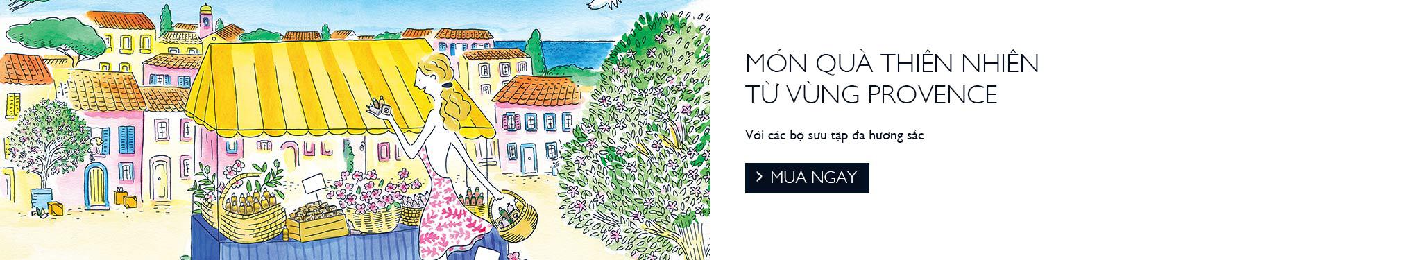 Món quà Thiên nhiên từ Provence