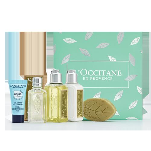 Cadeau fraîcheur estivale - L'Occitane