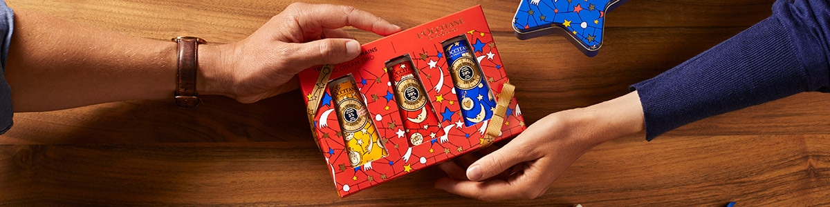 Holiday Gift Exchange - L'Occitane