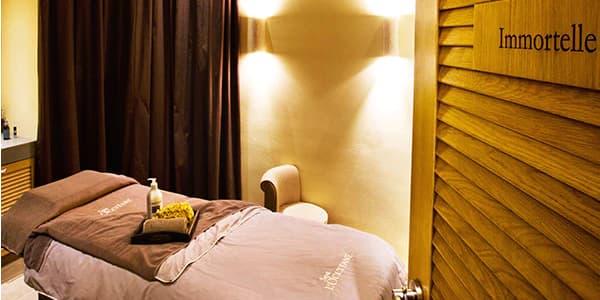 Salle de massage - Spa L'OCCITANE