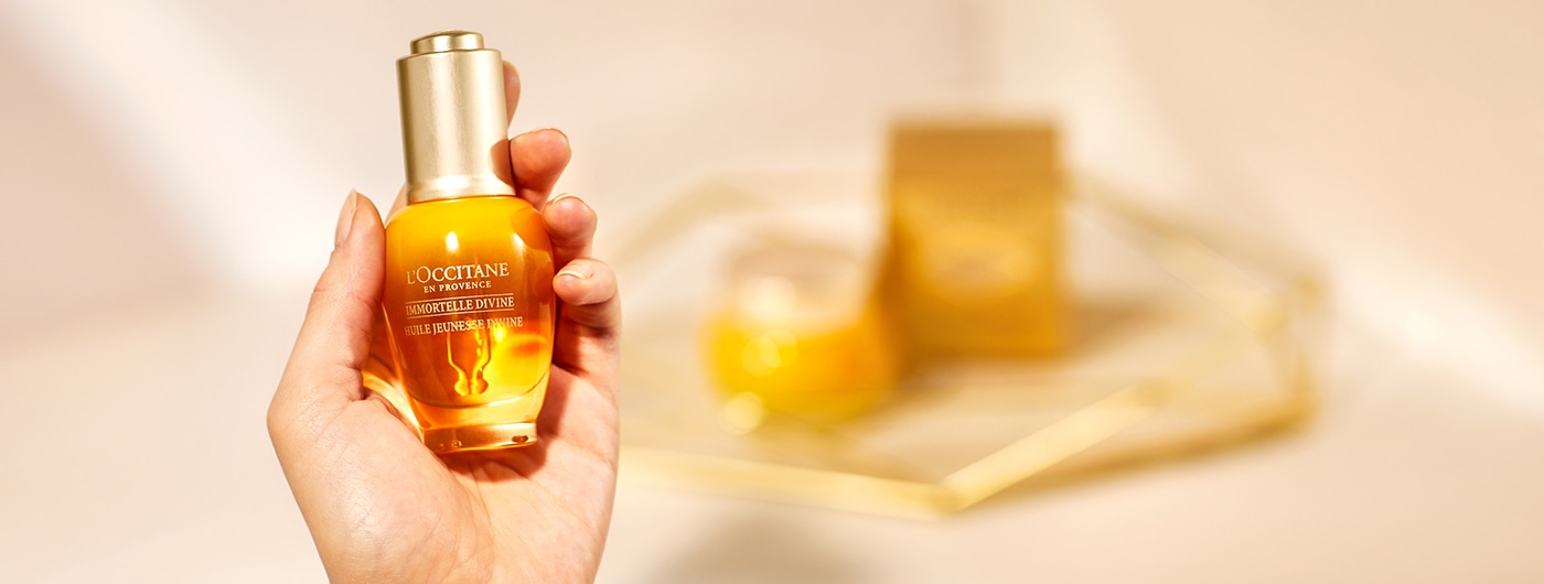 Divine Youth Oil | Face Oil - L'Occitane India