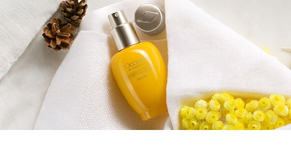 For An Intense Anti-Aging Treatment - L'Occitane India