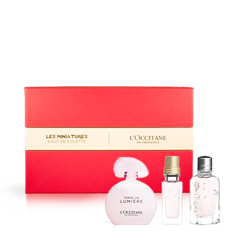 Trio Fragrance Gift Set