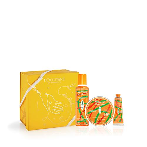 馬鞭草柑橘身體護理套裝