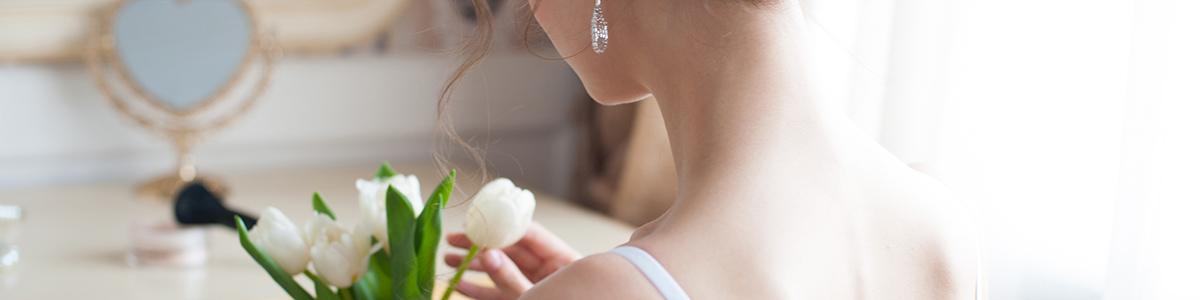 Beauty-Routine Hochzeit