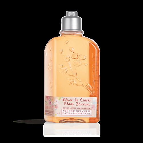 Cherry Blossom  Bath & Shower Gel (Taiwan Limited Edition)