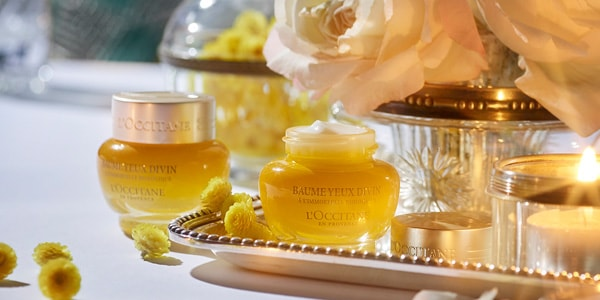 Immortelle Divine Eye Balm - L'Occitane
