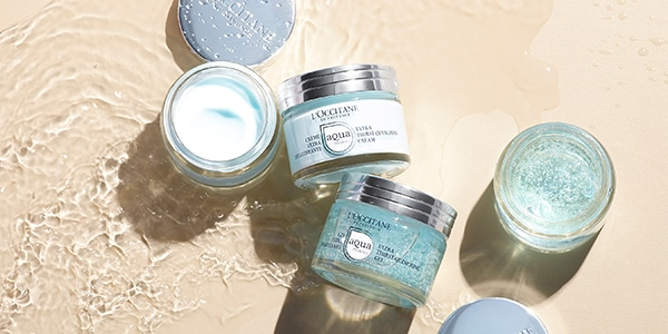 Focus on the ultra-thirst quenching gel Aqua Réotier