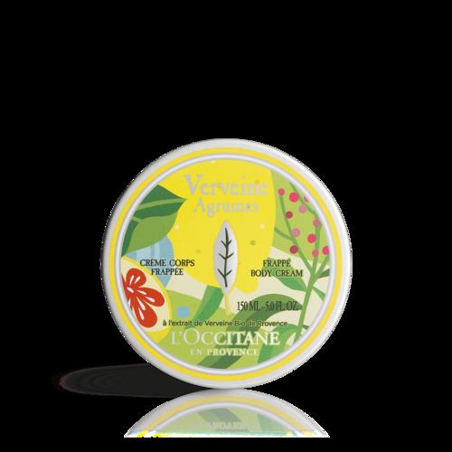 Крем-фраппе для тела Цитрус-Вербена