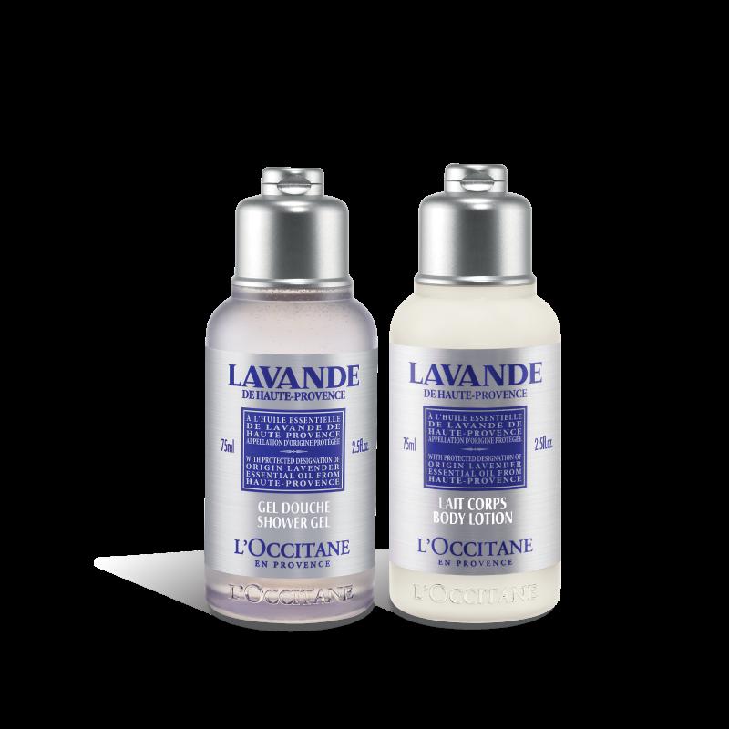 Shopping Bonus - Relaxing Lavender Gift Set
