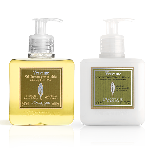 Verbena Hand Essentials - L'Occitane