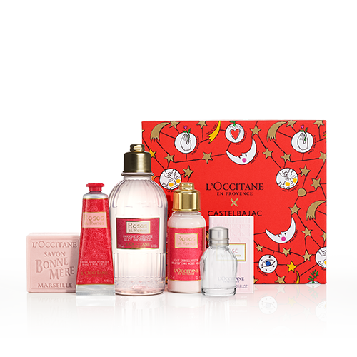 Rose Holiday Treasures - L'Occitane