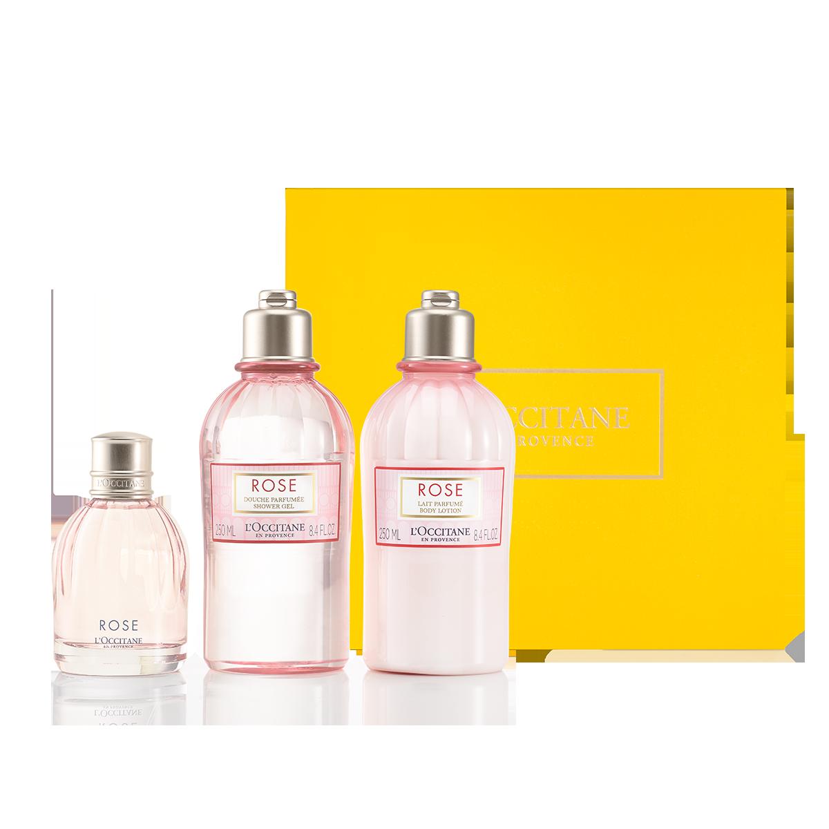 Rose Fragrance Collection - L'Occitane