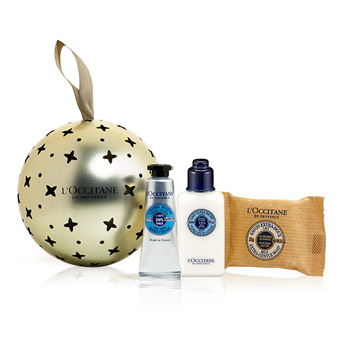 Shea Butter Bauble Set