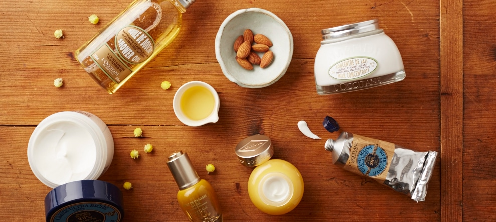 bestselling beauty products - L'Occitane
