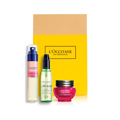 Premium Face Care Recovery Set - PEONY (exclusively online)
