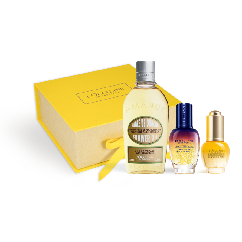 The Best of Oil Gift Set