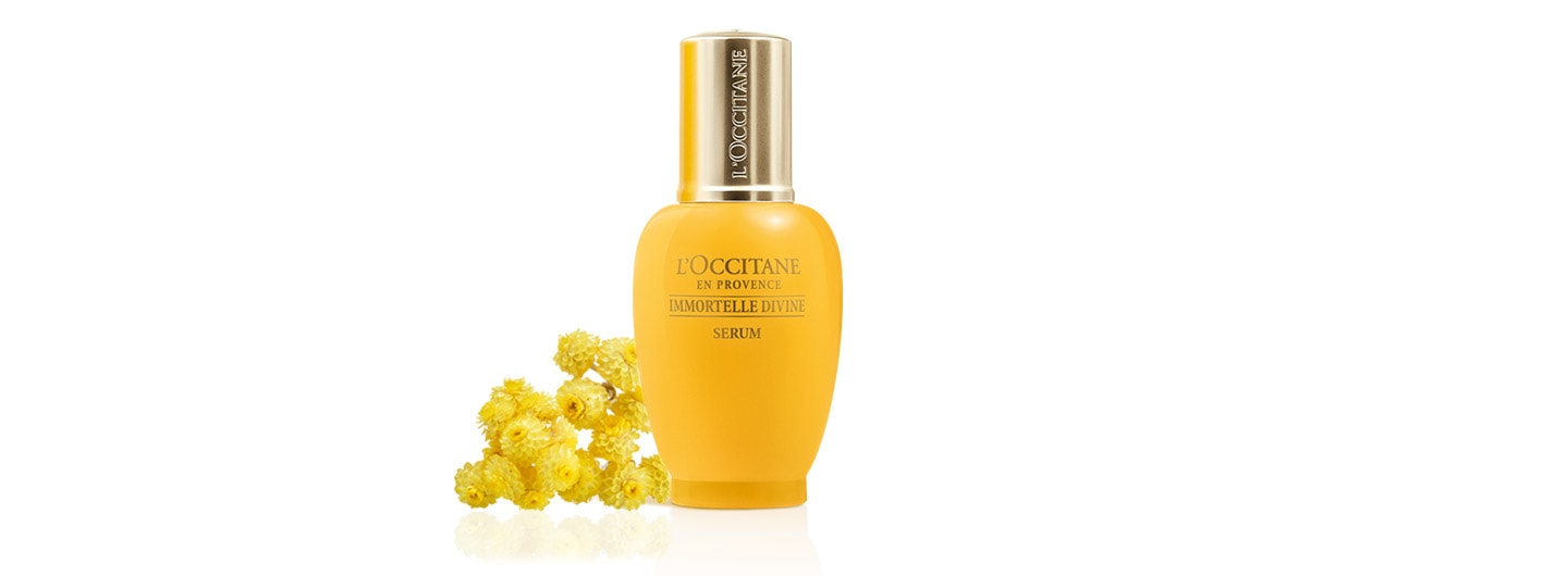 Immortelle Divine Serum - L'Occitane