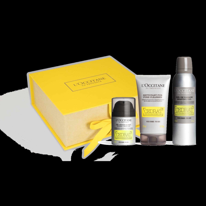 Cedrat Face Care Gift Set