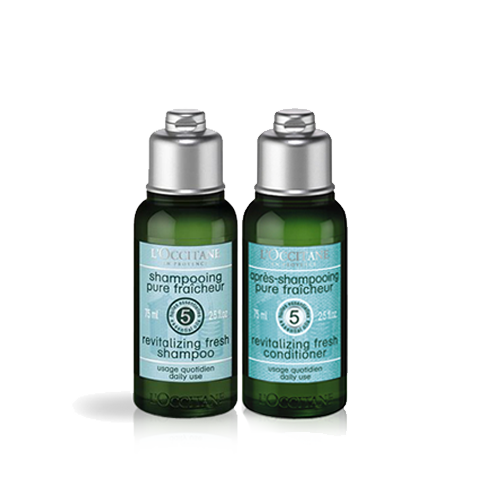 Aromachoogie Revitalizing Travel Duo