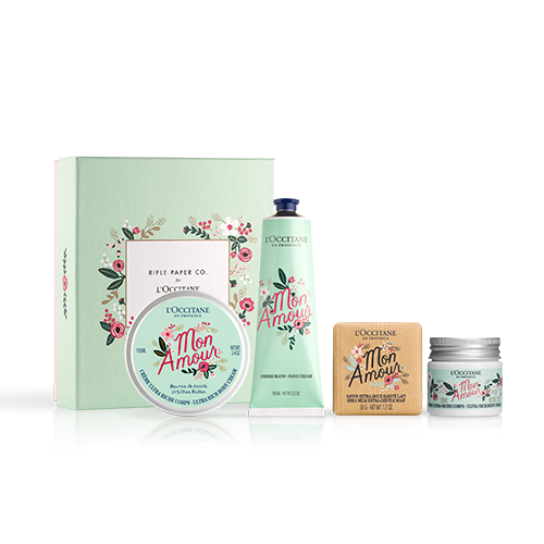 L'OCCITANE X Rifle Paper Co. Ultimate Love Box