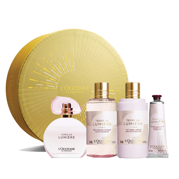 Terre de Lumiere L'Eau Body Collection