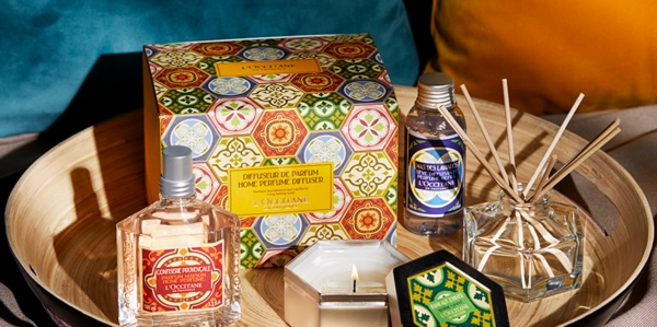 home fragrance diffuser - L'Occitane