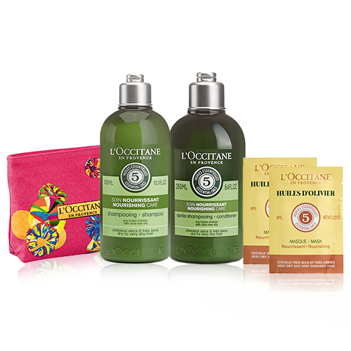 Aromachologie Nourishing Care Set