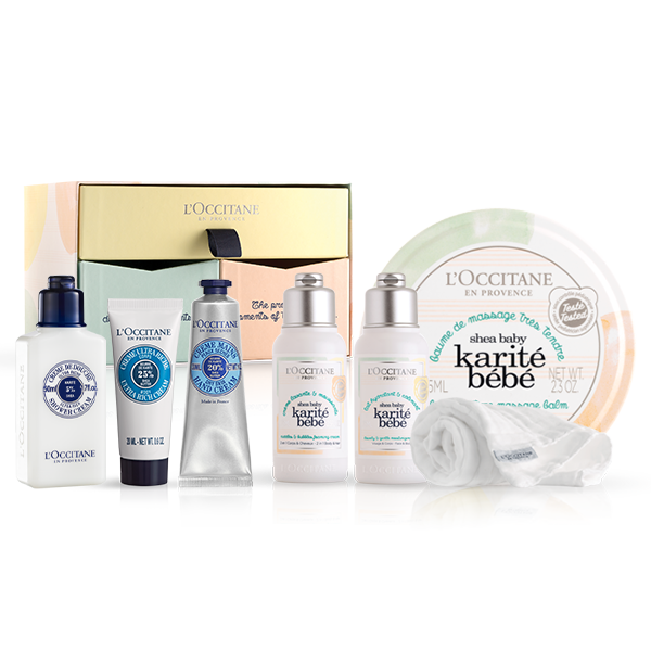 MUM & BABY BODY CARE COLLECTION
