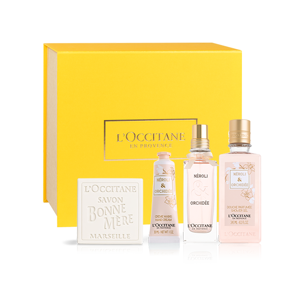 NEROLI FRAGRANCE GIFT SET
