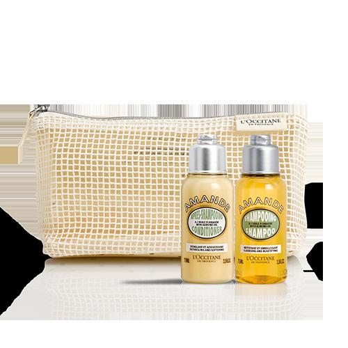 Almond Haircare Starter Kit