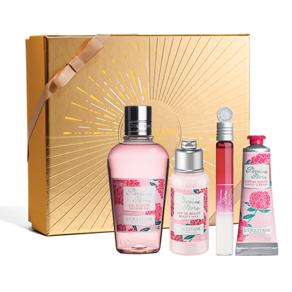 Peony Body Care Collection