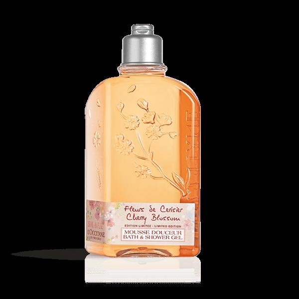 Limited Edition - Cherry Blossom Bath & Shower Gel