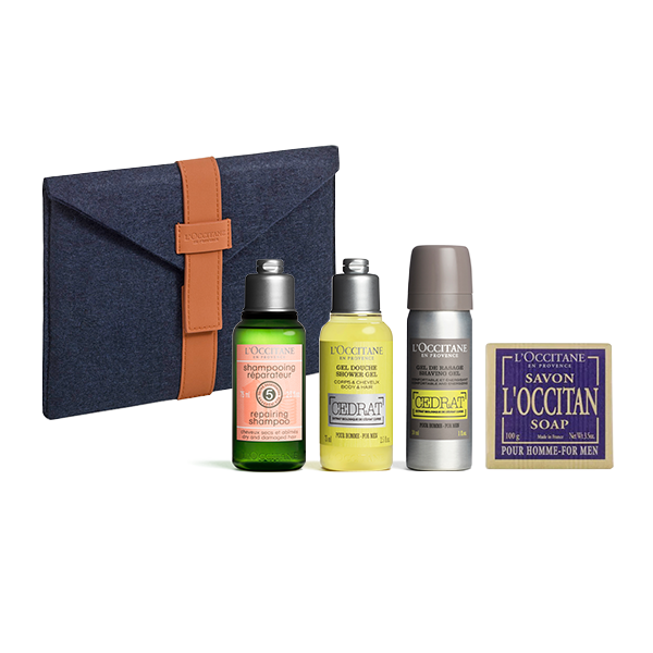 Men's Grooming Discovery Kit