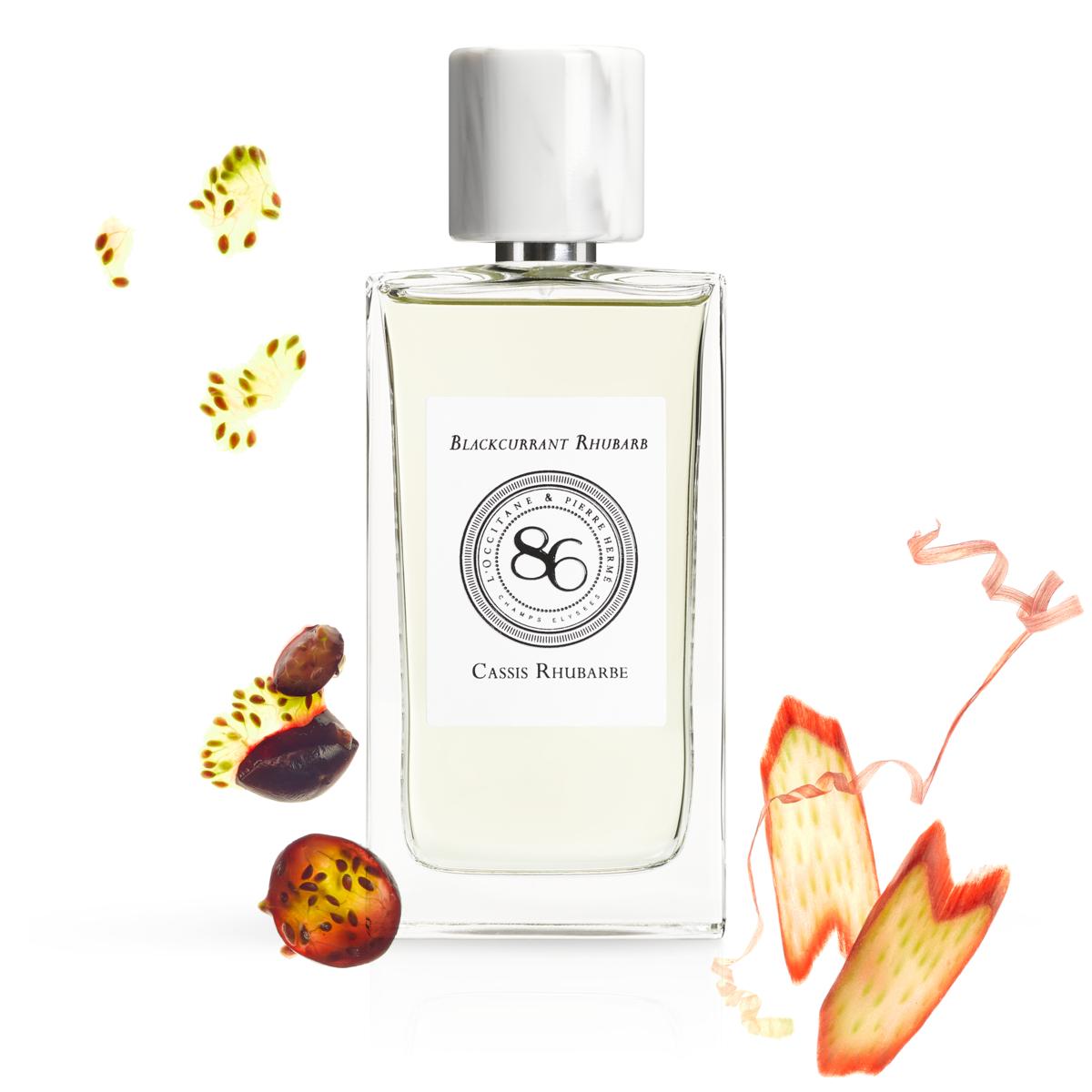 Pierre Hermé 86 Blackcurrant Rhubarb Eau de Parfum