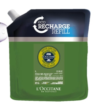 Eco-Refill Verbena Hands & Body Liquid Soap