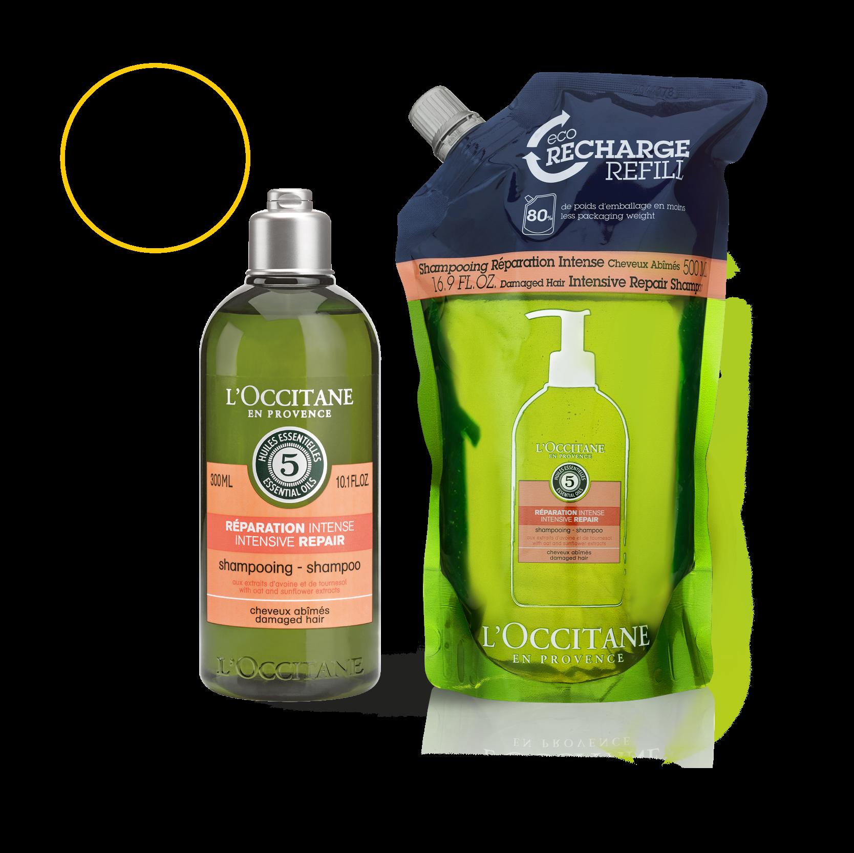 Intensive Repair Shampoo Eco-Refill Bundle