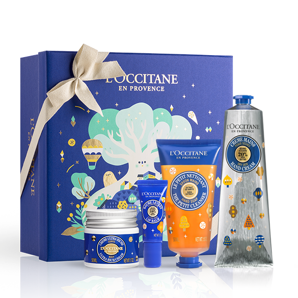 Limited Edition Cocooning Shea Combo