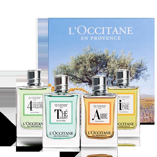 Les Classiques de L'Occitane Gift Set